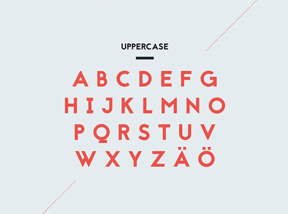 20 Gorgeous Free Geometric Fonts to Download   Fonts   Geometric
