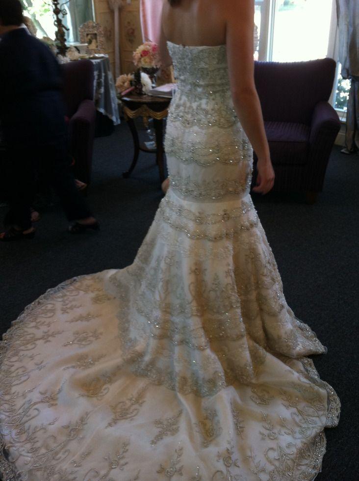 stephen yearick bridal   Hustle Your Bustle: Stephen Yearick 13291 ...