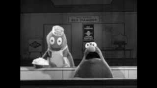 jim henson's wilkins coffee commercials | Jim henson, Jim ...