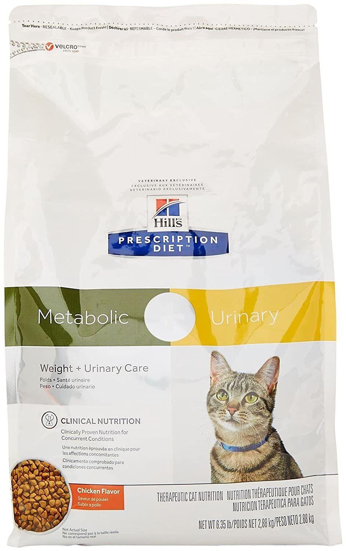 Hill'S Prescription Diet Metabolic Urinary Feline