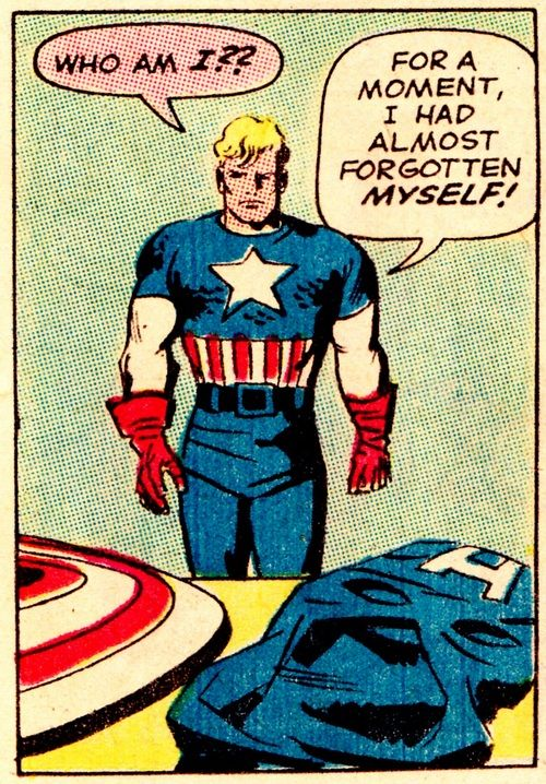 THE AVENGERS #4 (March 1964) Art by Jack Kirby (pencils), George Roussos (inks) & Stan Goldberg (colors) Words by Stan Lee