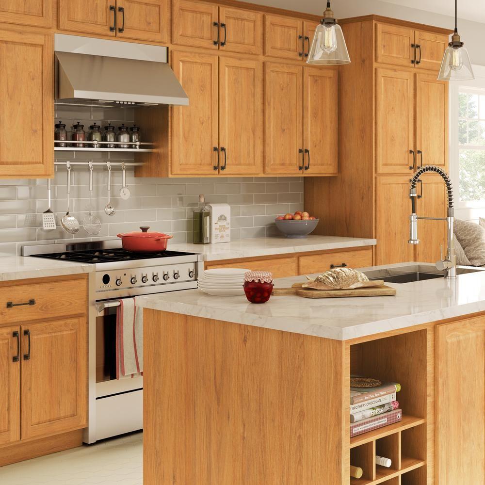 Pin By Jenni Wright Walton On Kitchen Redo In 2020 Maple Kitchen Cabinets Kitchen Cabinets Kitchen Renovation