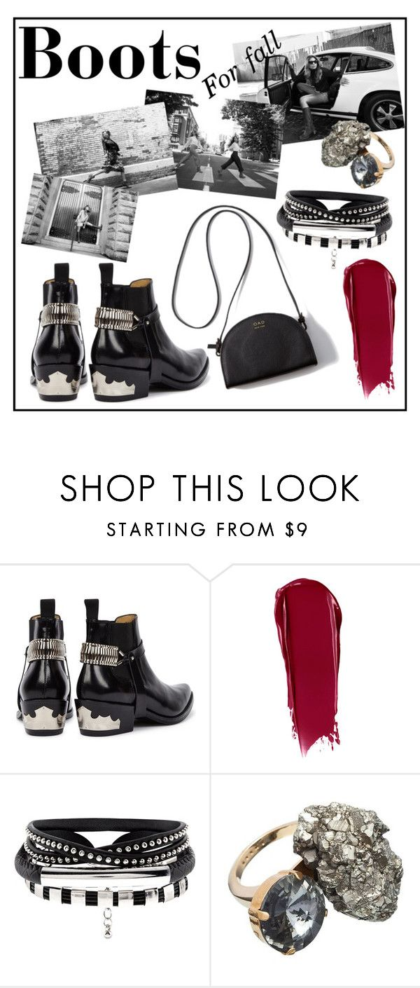 """""""Kick Up the Leaves (Stylishly) With SOREL: CONTEST ENTRY"""" by rosadorge ❤ liked on Polyvore featuring Toga, SOREL, NARS Cosmetics, Marni and sorelstyle"""