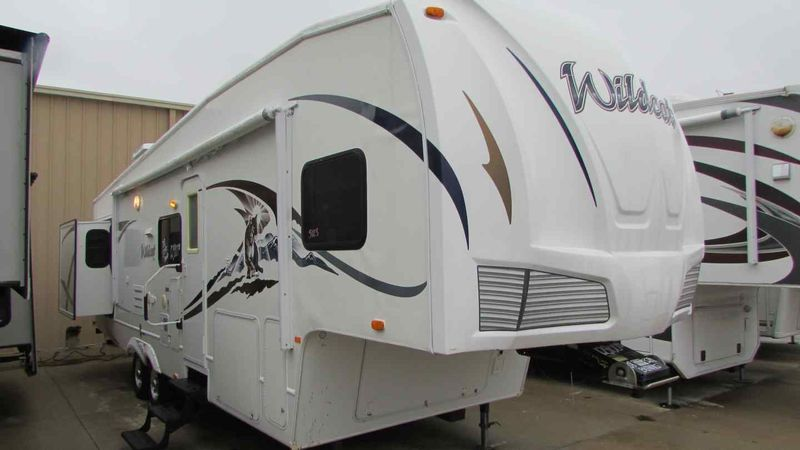 2008 Forest River Wildcat 32qbbs For Sale Ringgold Ga Rvt Com Classifieds Forest River Recreational Vehicles Forest