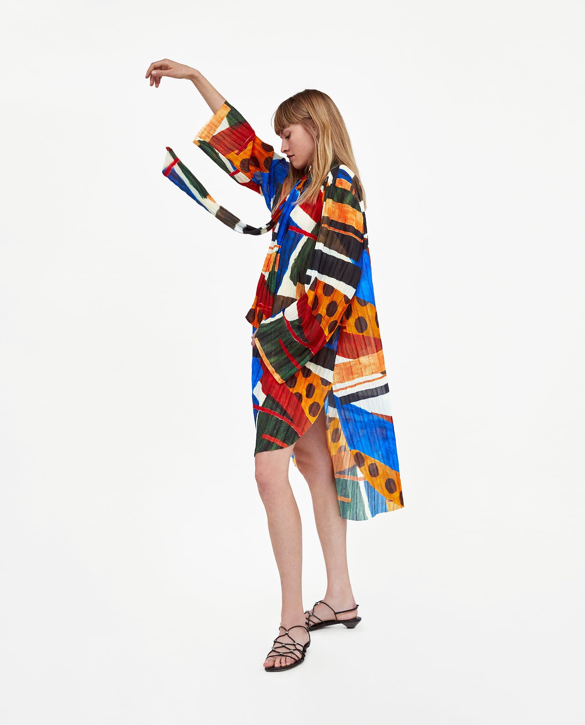 Zara online shop damen kleider