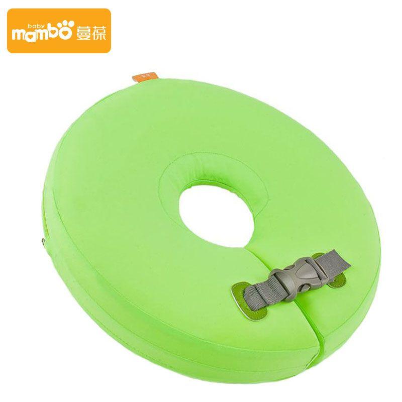 Swimtrainer Non C' è bisogno di pompa di aria Più Sicurezza Nuoto Anello gonfiabile Gratuito Qualità collare Del Collo Del Bambino di Nuoto Anello regalo di natale