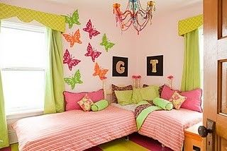 For my little girls bedroom on pinterest girls for Co ed kids bedroom ideas