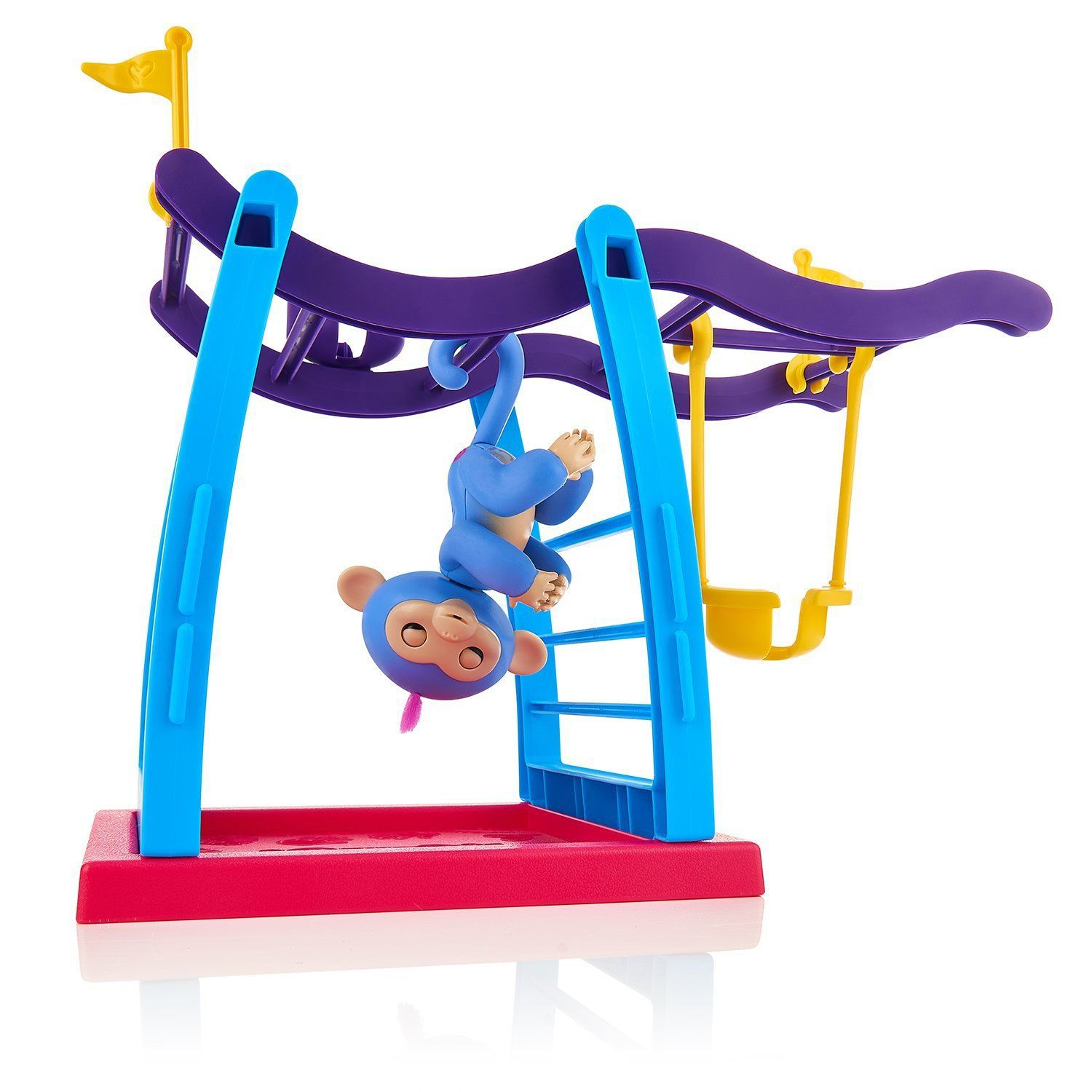 fingerling monkey and playstand best new playsets for girls this christmas 2017 new toys for girls baby monkeys that are interactive - New Toys For Christmas