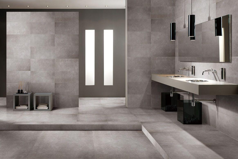 Der Neue Trend Für Das Badezimmer: Betonoptik