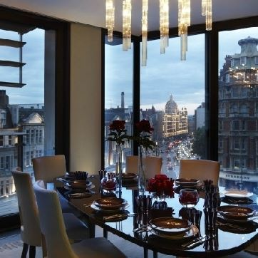 Stunning dining room today    Feel the wilderness straight from your home and keep up with the latest interior design trends    #luxuryhouse #inspirations #designs    Explore more: http://homeinspirationideas.net/category/room-inspiration-ideas/dining-room/