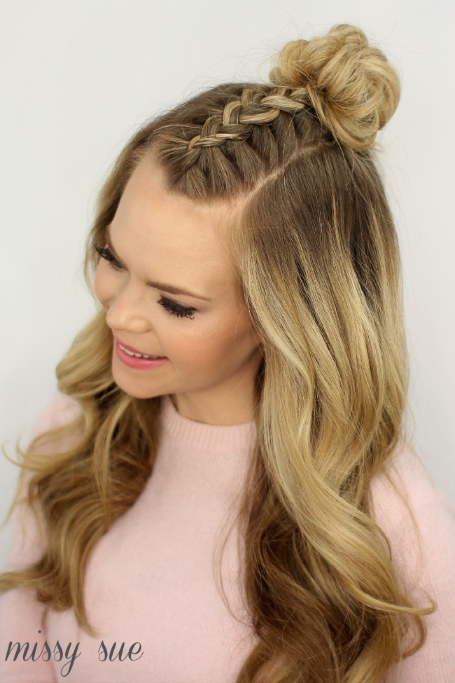 top knot hair styles mohawk braid top knot braided top knots mohawks and 4096