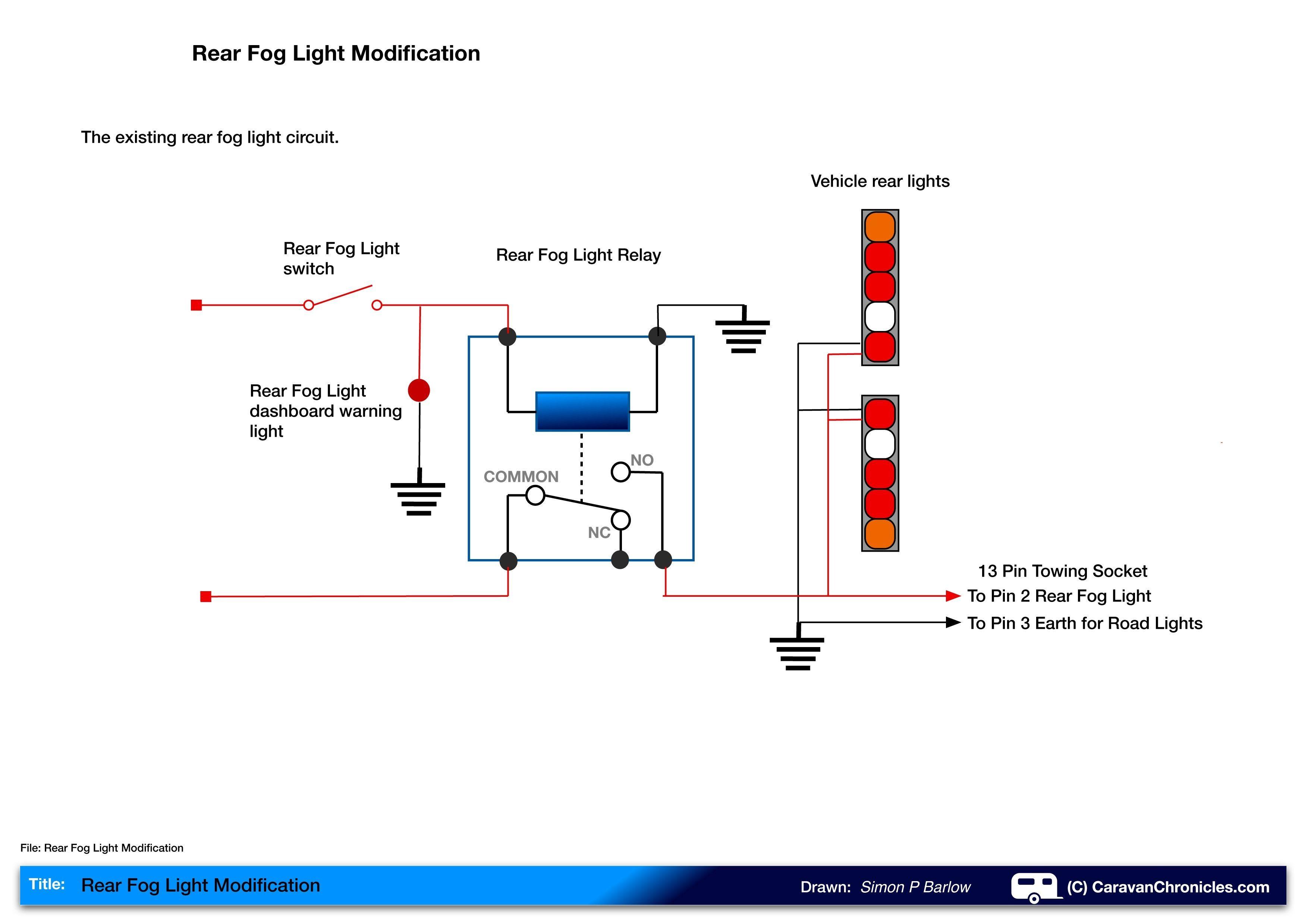 Better Fog Light Switch Wiring Diagram Light Switch Wiring Fog Light Switch Trailer Wiring Diagram