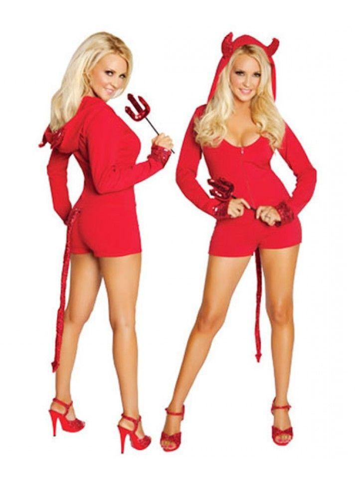 devil costumes for adults  sc 1 st  Pinterest & devil costumes for adults | Halloween | Pinterest | Costumes ...