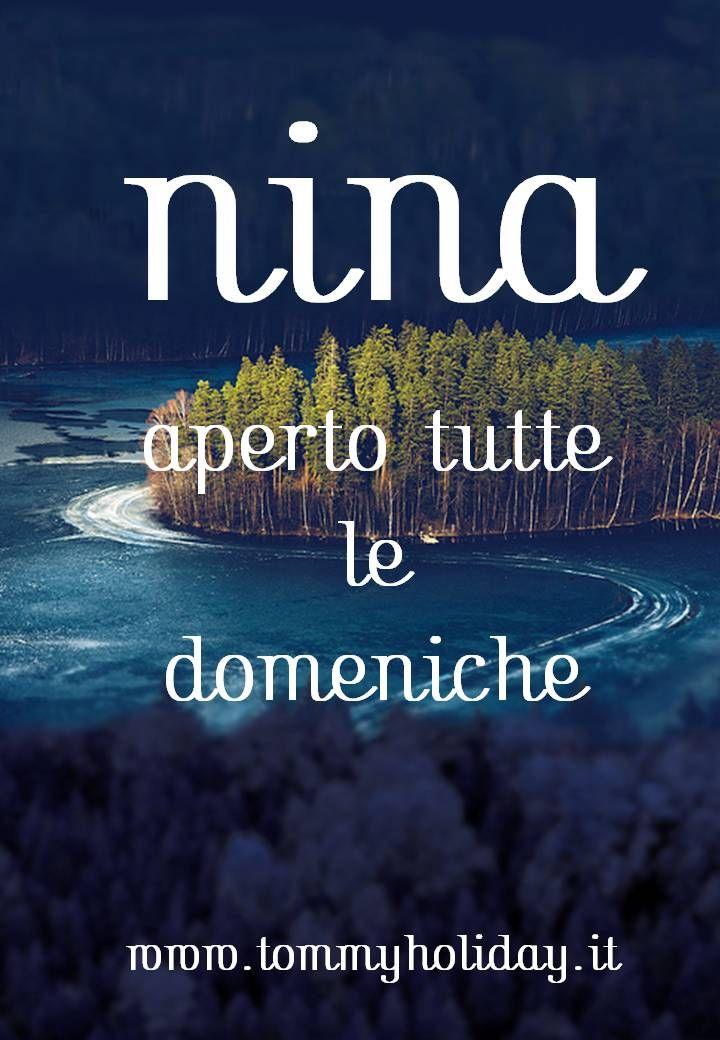 nina_via mercerie 8_udine_aperto tutte le domeniche_www.tommyholiday.it