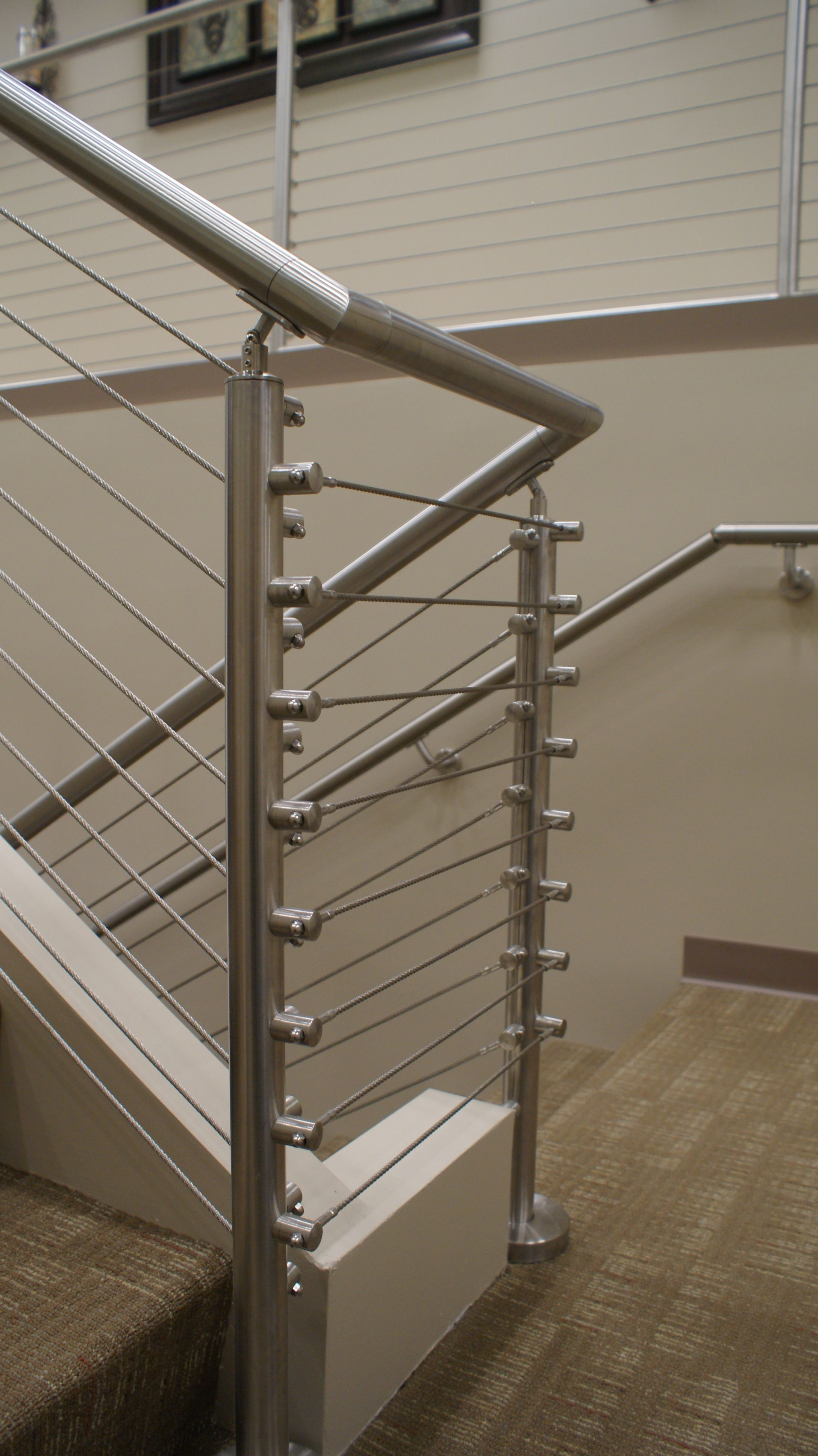 Best Stainless Railing W Aircraft Cable Balcony Railing 400 x 300