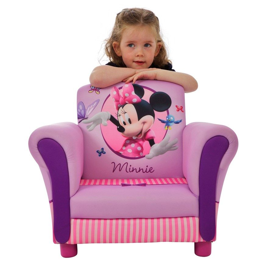 Minnie Mouse Deluxe Armchair  sc 1 st  Pinterest & Minnie Mouse Deluxe Armchair | Ryley | Pinterest | Minnie mouse and ...
