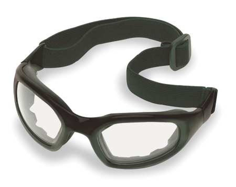 3m peltor clear impactdust resistant goggle antifog
