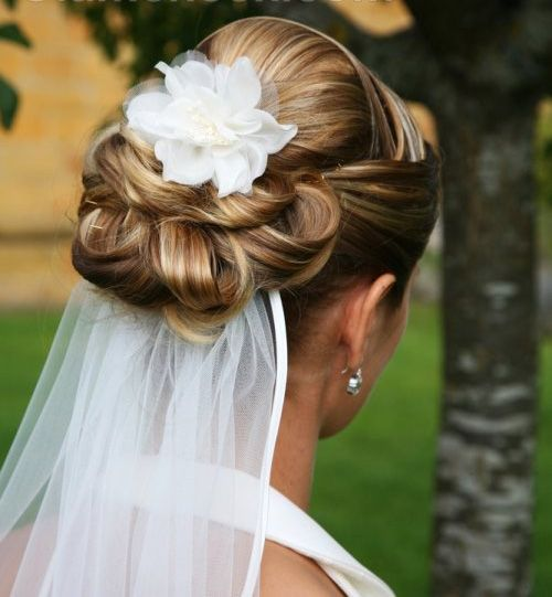 Excellent 1000 Images About Wedding Hair And Make Up On Pinterest Short Hairstyles For Black Women Fulllsitofus