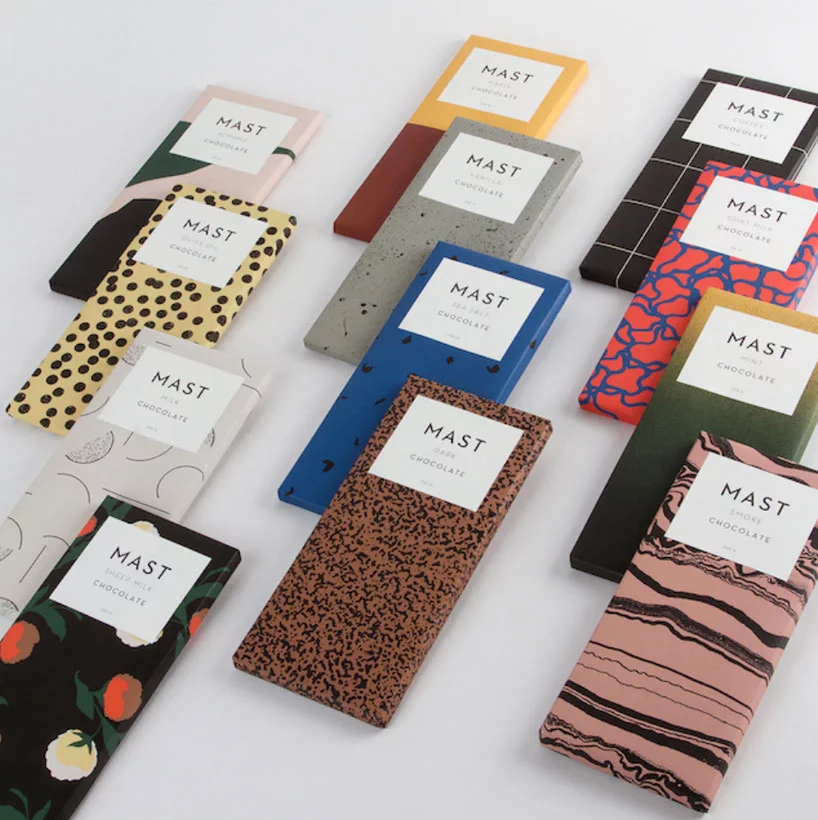 mast brothers launches new chocolate collection during LDF