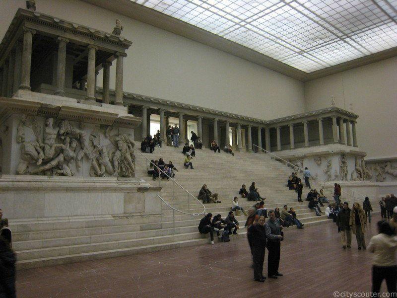 Brain Dead Zombies Obama S Throne Of Satan Pergamon Altar In Revelation 2 Pergamon Pergamon Museum Revelation