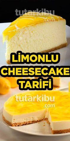 Limonlu Cheesecake Tarifi #starbuckscake