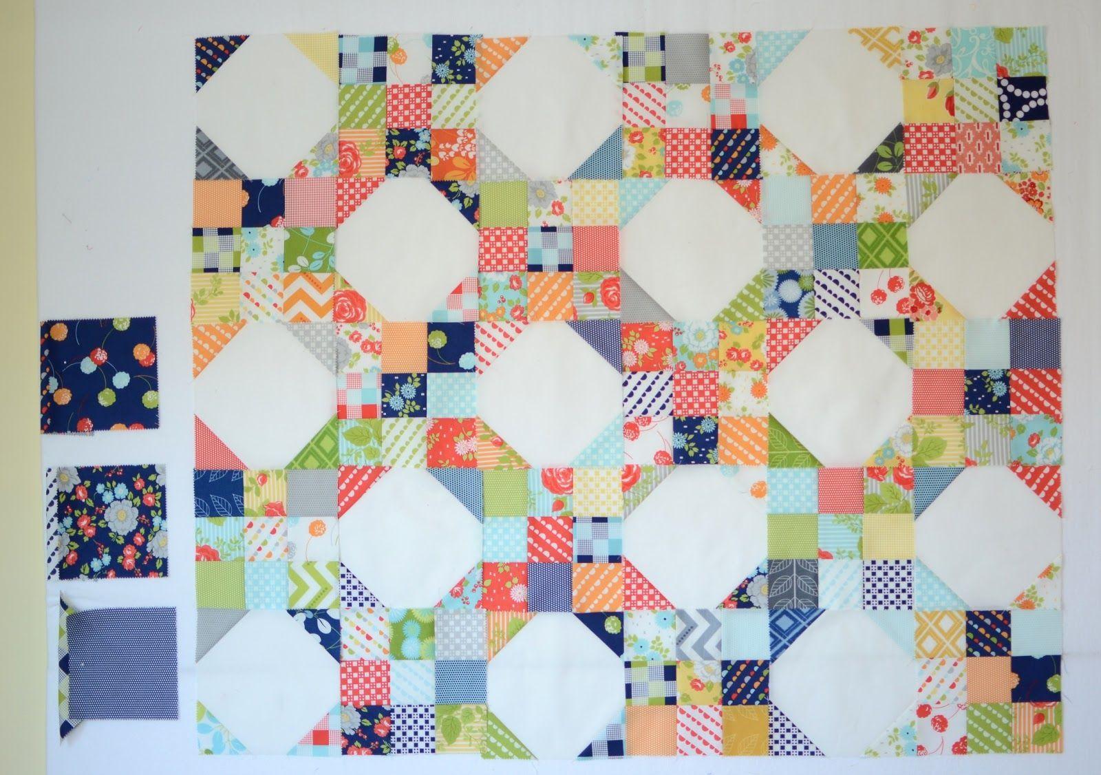Hyacinth Quilt Designs: Nine-Patch/Snowball Quilt Tutorial - For ... : hyacinth quilt designs - Adamdwight.com