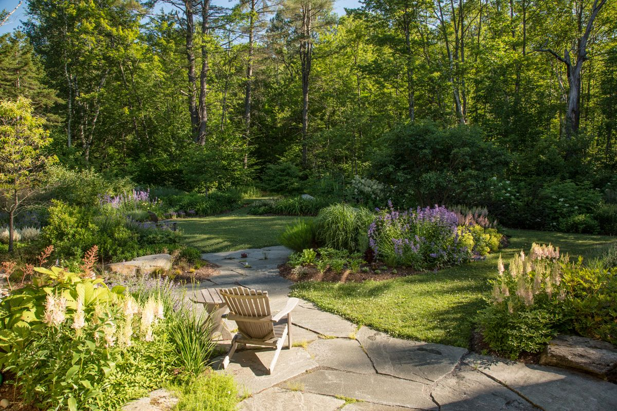 JMMDS Garden of the Plumes, Bill Sumner photo