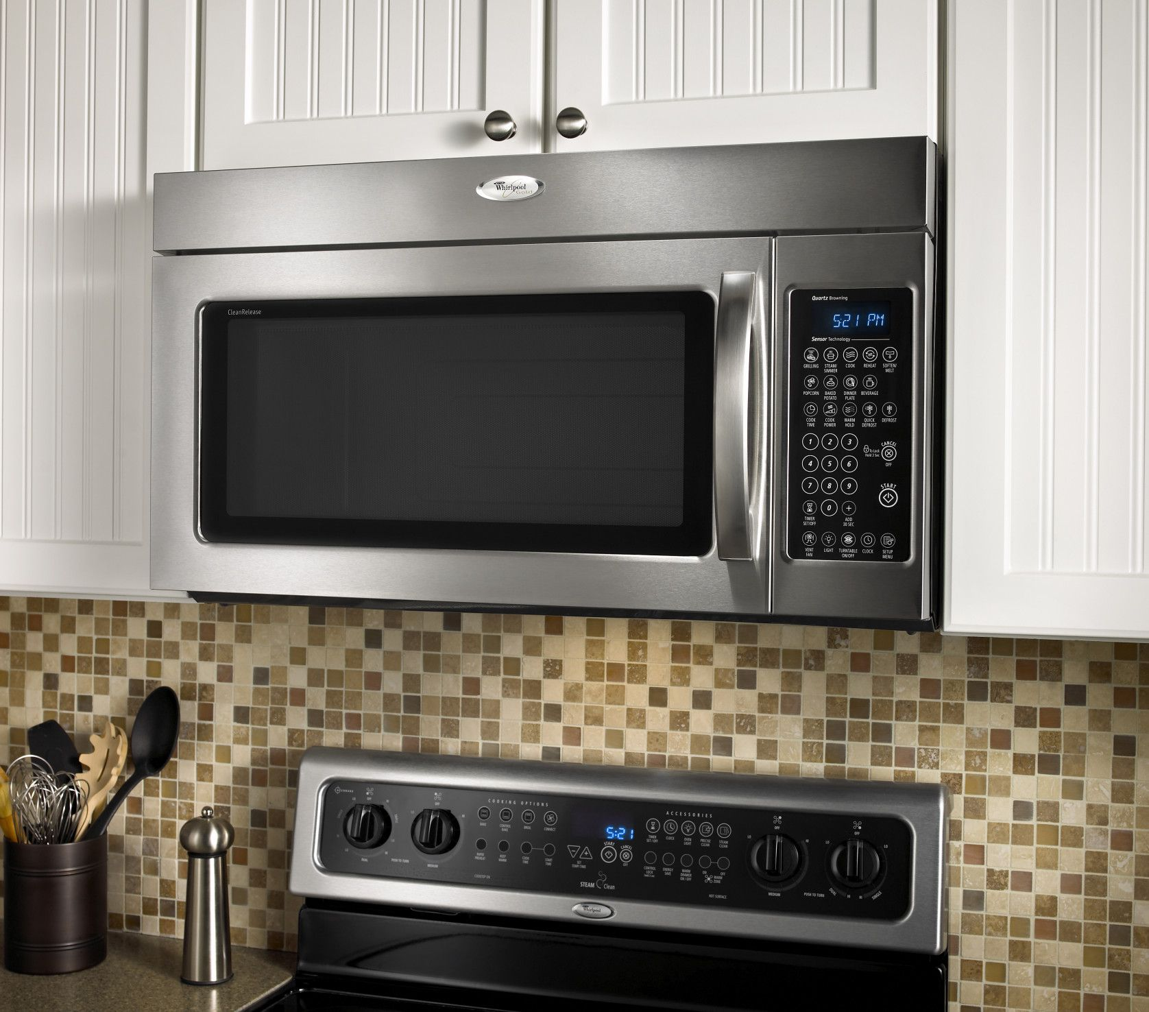 20 Under Cabinet Microwave with Vent Kitchen Decorating Ideas