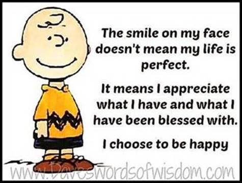 Image result for charlie brown gratitude quotes