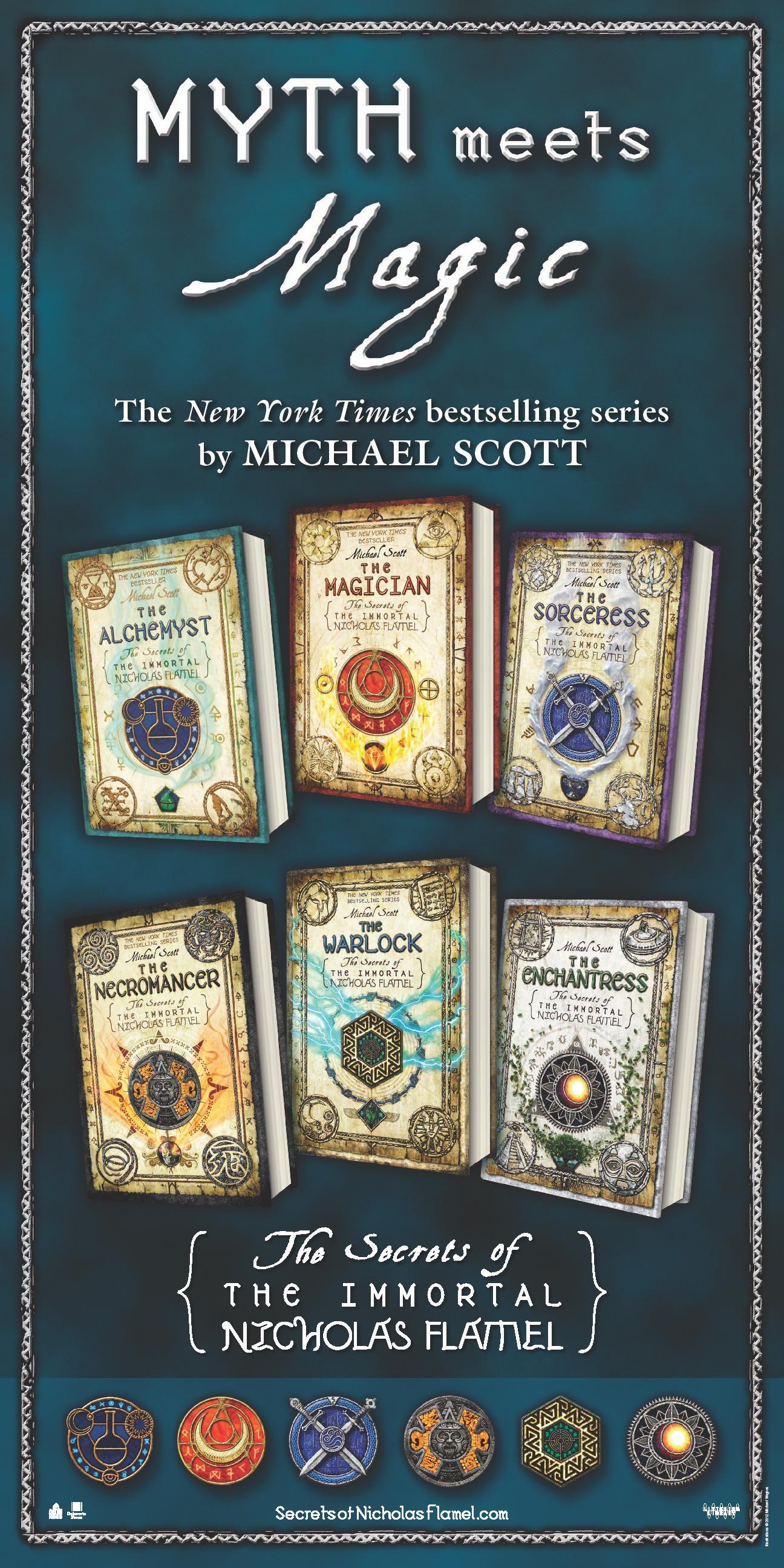 The Secrets Of The Immortal Nicholas Flamel Series Epub