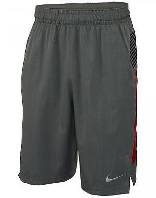 Nike Hyper Elite Quick Mens 682997 037 Grey Dri Fit Basketball Shorts Size S Basketball Shorts Dri Fit Gym Men