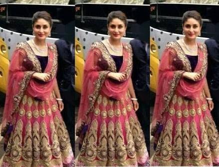 Image result for kareena kapoor wedding dress   Indian ...