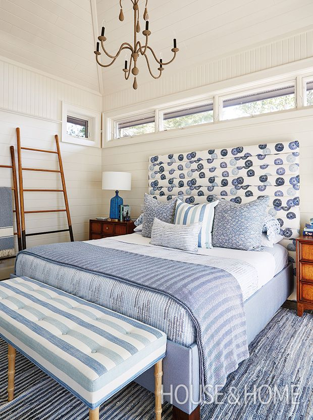 Tour A Nature-Inspired Cottage By Sarah Richardson Design