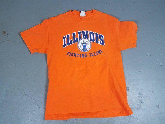 NCAA Illinois Fighting Illini T-Shirt V3