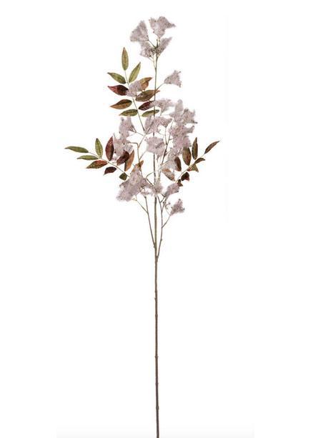 Artificial Astilbe Flower Branch In Light Pink 33 Tall Flower Vine Tattoos Flower Aesthetic Dried Flowers