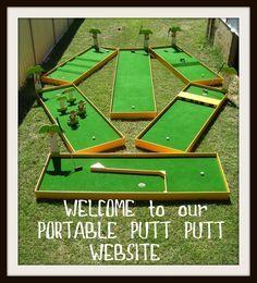 Mini Golf On Pinterest Images On Miniature Golf Golf And