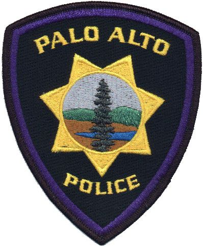 Palo Alto Pd Calif Police Patches