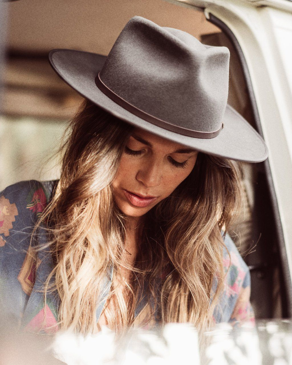0f5238c245927 Calloway Ash in 2019   Hats   Fedora hat women, Outfits with hats ...