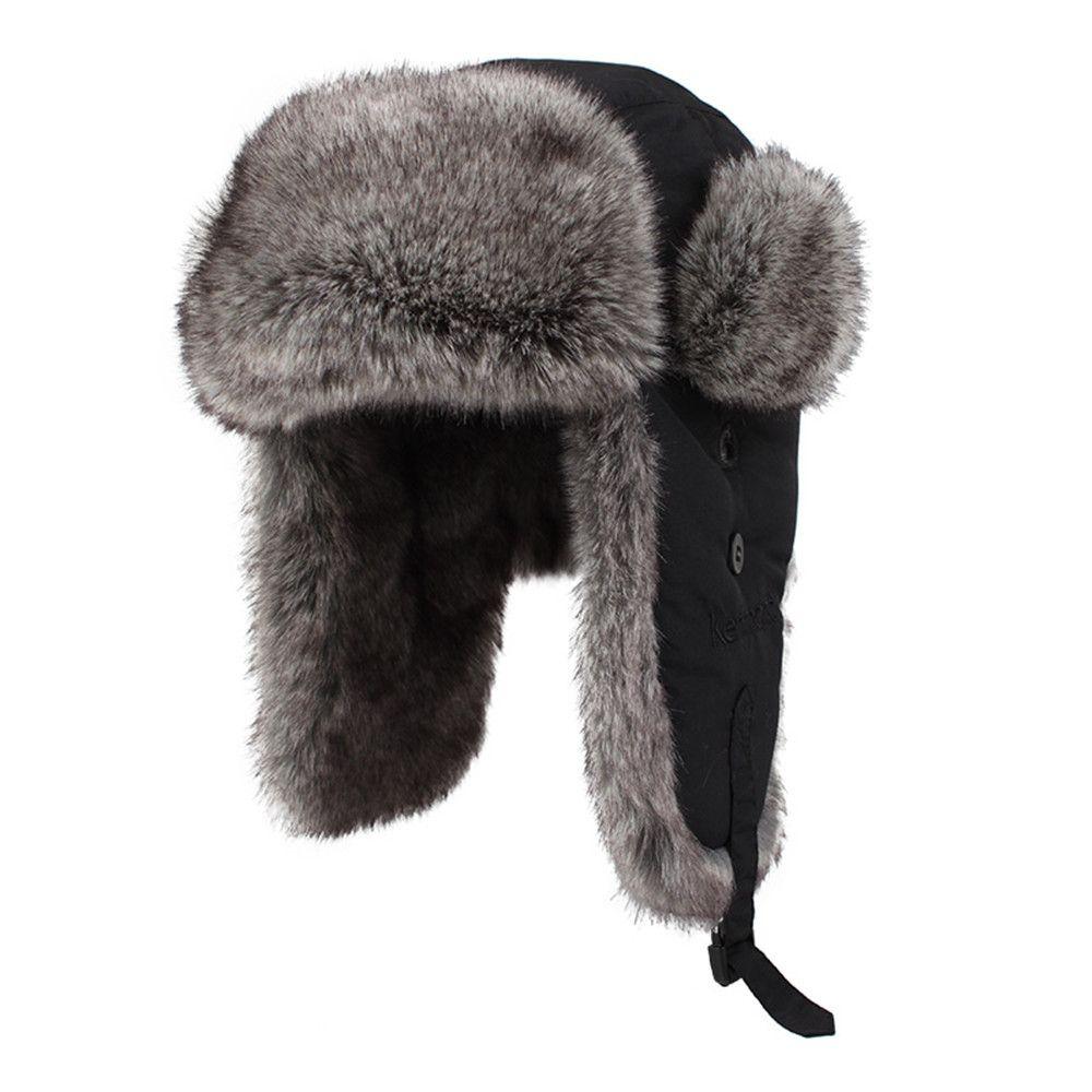 6c767b12e Find More Bomber Hats Information about Kenmont Unisex Faux Fur ...