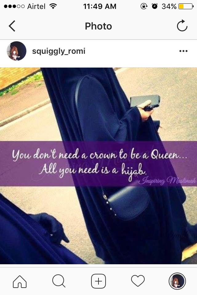 My insta Post Muslim Quotes, Islamic Quotes, Hijab Quotes, Islam Women,  Islam