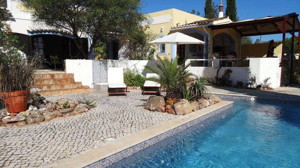 Abritel Location Silves Portugal - Villa avec 3 chambres doubles et - location maison cap ferret avec piscine