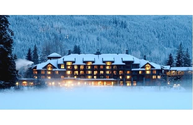 The Nita Lake Lodge in Whistler, where there's more to do than just skiing.