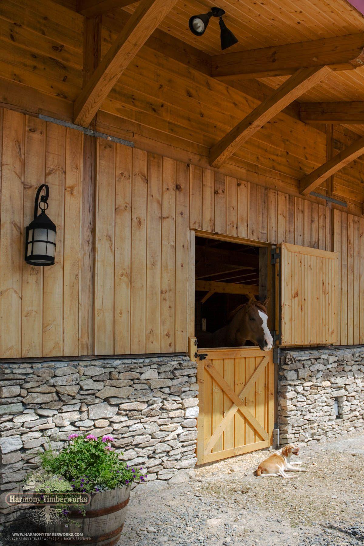 rankin custom timber frame horse barn equine life pinterest