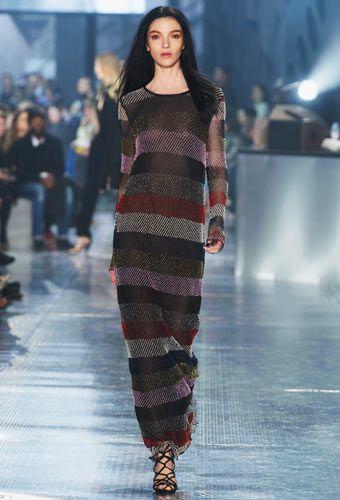 A Parigi sfila la moda dell'autunno/inverno 2014