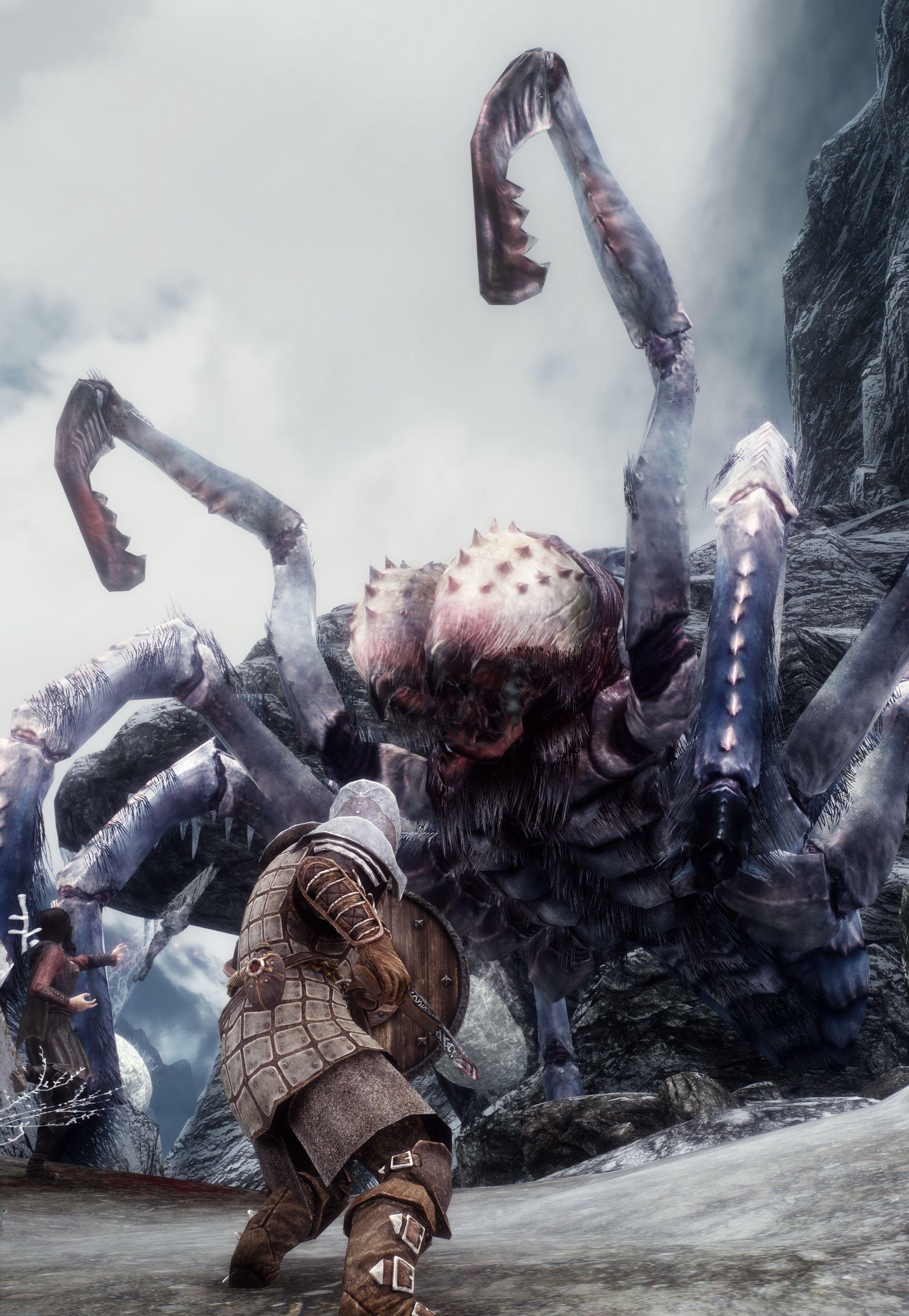 Itsy  Bitsy  #games #Skyrim #elderscrolls #BE3 #gaming #videogames