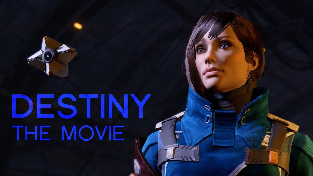 Destiny - Game Movie / All Cutscenes + Story Gameplay 【PS4 / 1080p HD】