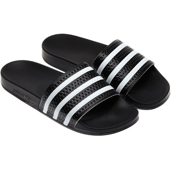 f3556b7d5ebb74 ... Adidas adilette Slides (€27) ❤ liked on Polyvore featuring men s  fashion