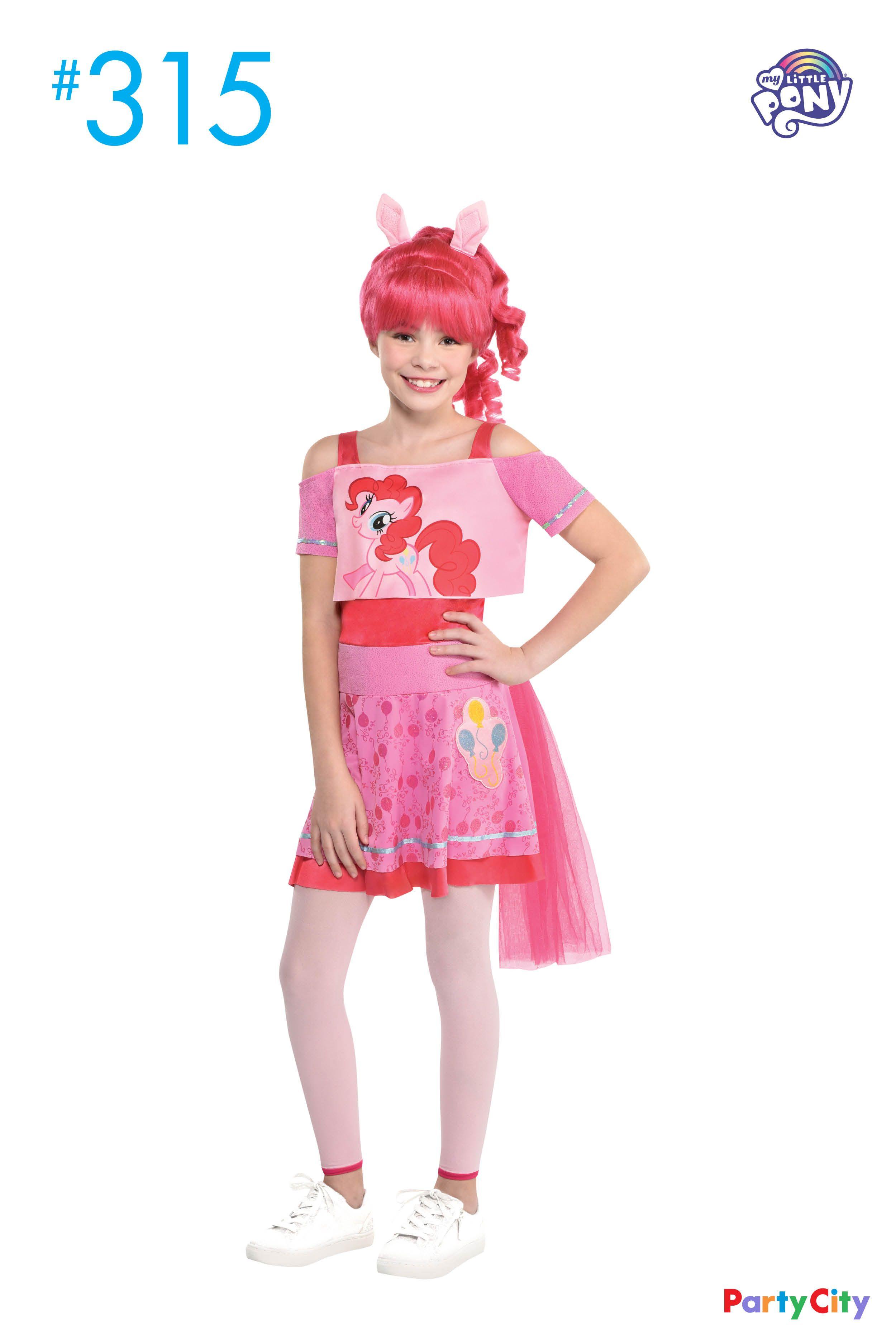 Child Pinkie Pie Dress Costume My Little Pony in 2020