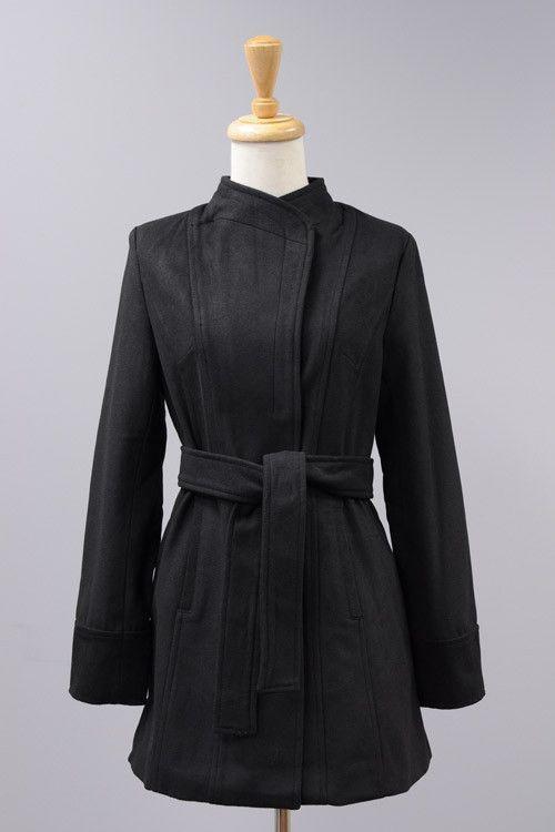 Wilomena's Belted Coat