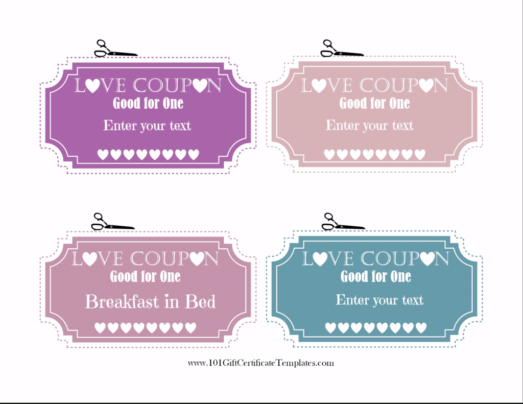 Love Coupon Template Microsoft Word from i.pinimg.com